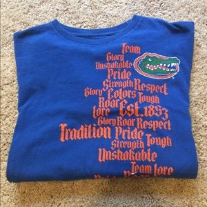 Champs Sports Shirts - Florida Gators T-Shirt - Champs Sports - NCAA - S